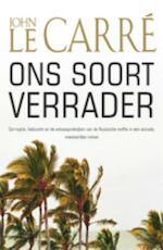 Ons soort verrader - John Le Carre (ISBN 9789021804361)