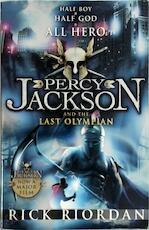 Percy Jackson and the Last Olympian - Rick Riordan (ISBN 9780141321288)