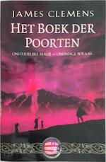 Het boek der poorten - James Clemens (ISBN 9789024548033)