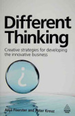 Different Thinking - Anja Foerster, Peter Kreuz (ISBN 9780749453909)