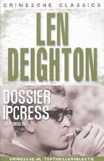 Dossier Ipcress - Len Deighton (ISBN 9789047507086)