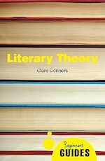 Literary Theory - Clare Connors (ISBN 9781851687305)