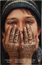 Extremely Loud & Incredibly Close - Jonathan Safran Foer (ISBN 9780241957608)