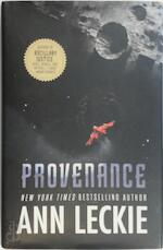 Provenance - Ann Leckie (ISBN 9780316388672)