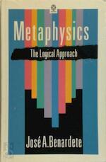Metaphysics - José A. Benardete (ISBN 9780192892034)