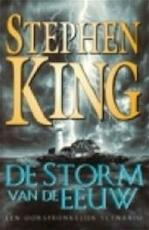 De storm van de eeuw - Stephen King, Hugo Kuipers (ISBN 9789024545193)