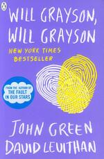 Will Grayson, Will Grayson - John Green (ISBN 9780141346113)