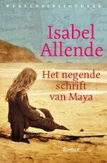 Het negende schrift van Maya - Isabel Allende (ISBN 9789028424401)