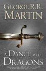 A Dance with Dragons - George R. R. Martin (ISBN 9780002247399)