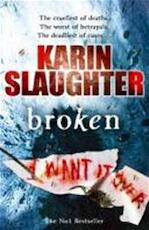 Broken - Karin Karin Slaughter (ISBN 9780099538660)