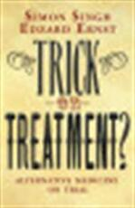 Trick Or Treatment? - Simon Singh, Edzard Ernst (ISBN 9780552157629)