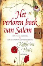 Het verloren boek van Salem - Katherine Howe (ISBN 9789045800806)