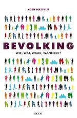 Bevolking - Koen Matthijs (ISBN 9789033475900)