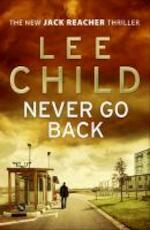 Never Go Back - Lee Child (ISBN 9780553825558)