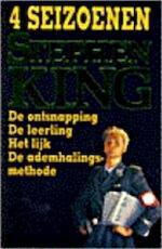 4 seizoenen - Stephen King, Pauline Moody (ISBN 9789024515998)