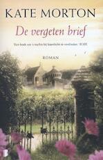 De vergeten brief - Kate Morton (ISBN 9789022562796)