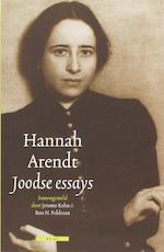 Joodse essays - Hannah Arendt (ISBN 9789045000565)