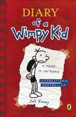 Diary Of A Wimpy Kid (1) - Jeff Kinney (ISBN 9780141324906)