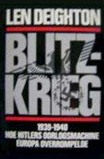 Blitzkrieg - Len Deighton, W.K. Nehring, Nico Kuipers (ISBN 9789010030993)