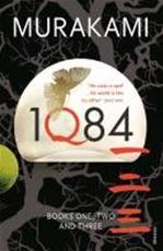 1Q84: Books 1 and 2 and 3 - Haruki Murakami (ISBN 9780099578079)