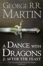 Dance with Dragons: After the Feast - George Martin (ISBN 9780007466078)