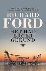 Het had erger gekund - Richard Ford (ISBN 9789085426240)