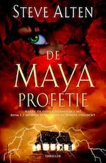 De Maya profetie - Steve Alten (ISBN 9789021016061)
