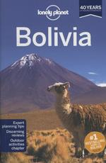 Lonely Planet Bolivia dr 8