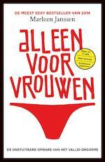 Alleen voor vrouwen - Marleen Janssen (ISBN 9789022568248)