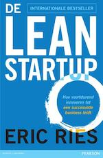 De lean startup - Eric Ries (ISBN 9789043030991)