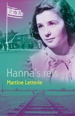 Hanna's reis - Martine Letterie (ISBN 9789025859565)