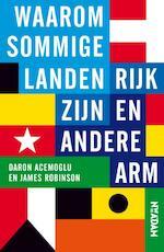 Waarom sommige landen rijk zijn en andere arm - Daron Acemoglu (ISBN 9789046813737)