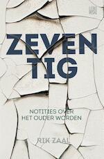 Zeventig - Rik Zaal (ISBN 9789048819485)