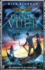 De troon van vuur - Rick Riordan (ISBN 9789000342495)
