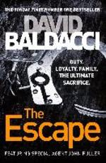 The Escape - David Baldacci (ISBN 9781447284703)