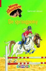 De springpony - Gertrud Jetten (ISBN 9789020662870)