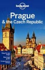 Lonely planet: prague & the czech republic (11th ed) - Neil Wilson (ISBN 9781742208947)