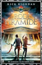 De rode piramide - Rick Riordan (ISBN 9789460237669)