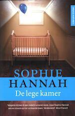 De lege kamer - Sophie Hannah (ISBN 9789032513030)