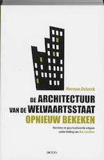 De architectuur van de welvaartsstaat opnieuw bekeken - H. Deleeck (ISBN 9789033467493)