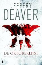 De Oktoberlijst - Jeffery Deaver (ISBN 9789000331765)