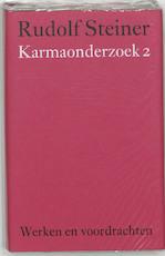Karmaonderzoek 2 - Rudolf Steiner