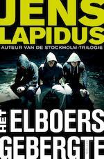 Het Elboersgebergte - Jens Lapidus (ISBN 9789044972030)