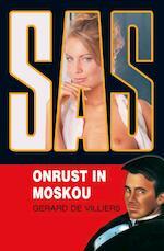 Onrust in Moskou - Gérard de Villiers (ISBN 9789044966930)