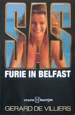 Furie in Belfast - Gerard de Villiers (ISBN 9789044967807)