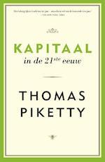 Kapitaal in de 21ste eeuw - Thomas Piketty (ISBN 9789023489290)