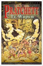 Te wapen - Terry Pratchett (ISBN 9789460928512)