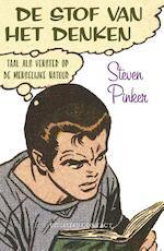 De stof van het denken - Steven Pinker (ISBN 9789025439903)