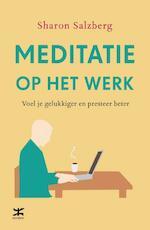 Meditatie op het werk - Sharon Salzberg (ISBN 9789021556550)
