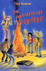 De ongelofelijke Leonardo - Thijs Goverde (ISBN 9789025112264)